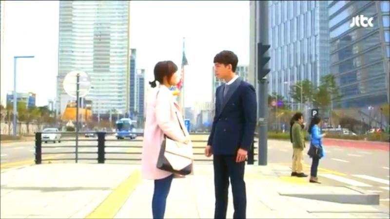 Романтический момент ▒ Влюбиться в Сун Чжон