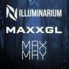MXGL // Max May // Illuminarium // The Strain