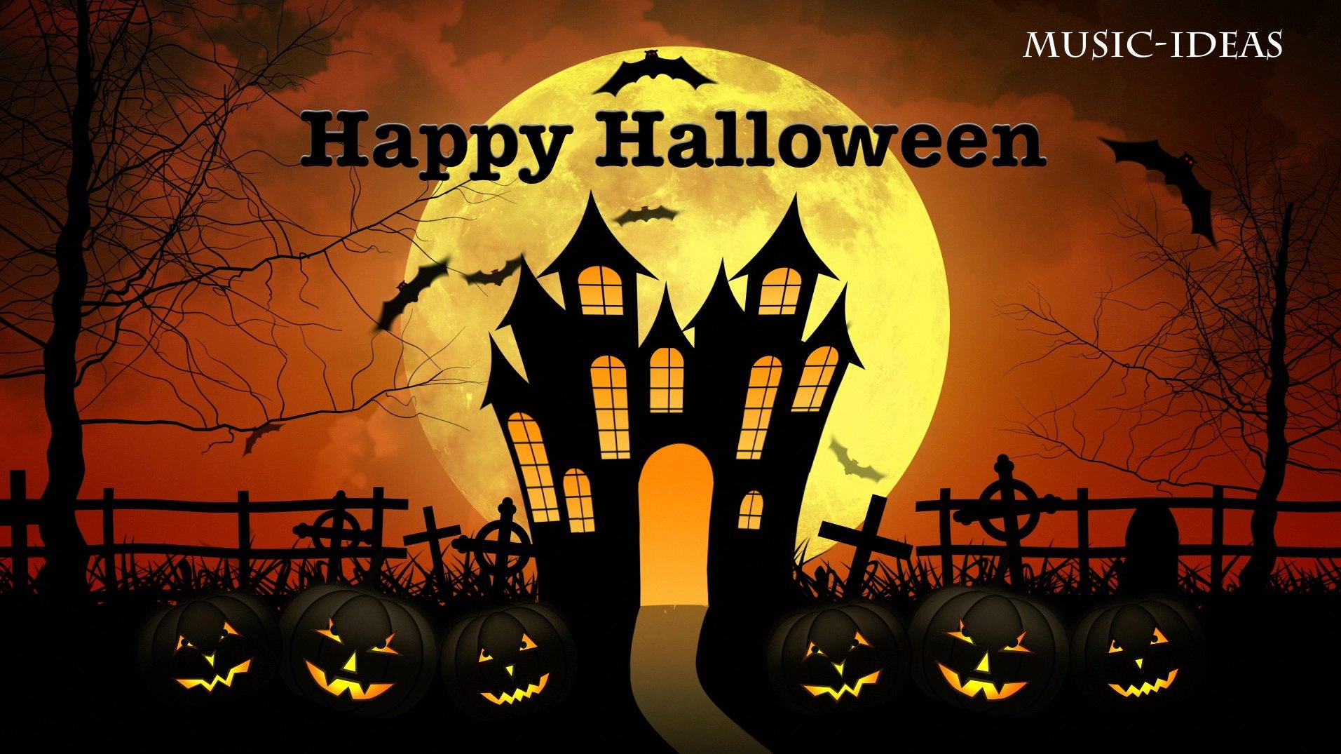 Funny Halloween Kit by Music-Ideas | AudioJungle