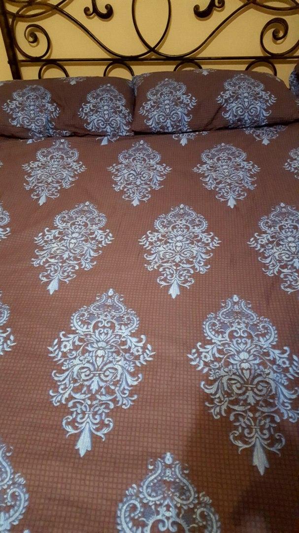 Пример постельного белья