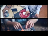 Anacondaz - Live in studio, part 1 (Фотошоп)