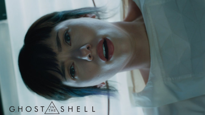 Призрак в доспехах / Ghost in the shell.ТВ-ролик 2 (2017) [1080p]
