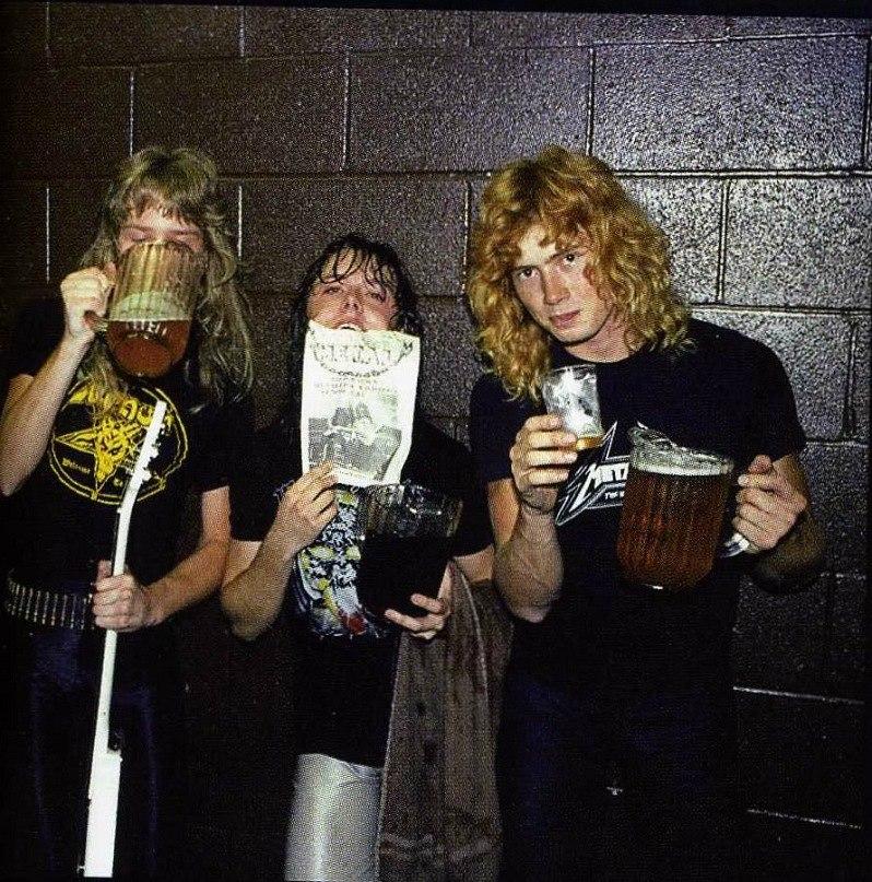 Новый документальный фильм Metallica: The Early Years