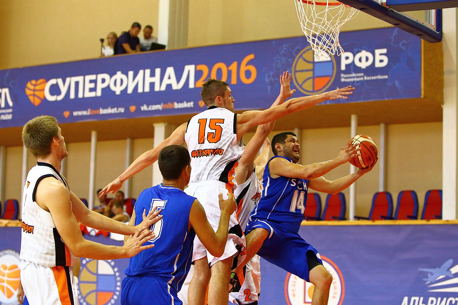 МЛБЛ Суперфинал 2016