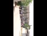 Начинается выход боевиков из района аль-Кабун, на северо-востоке Дамаска