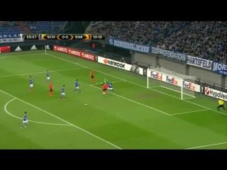 Шальке - Шахтер Донецк 0:3
