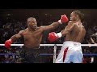 Бокс. Майк Тайсон - Леннокс Льюис. (комментирует Гендлин) Mike Tyson v Lennox Lewis