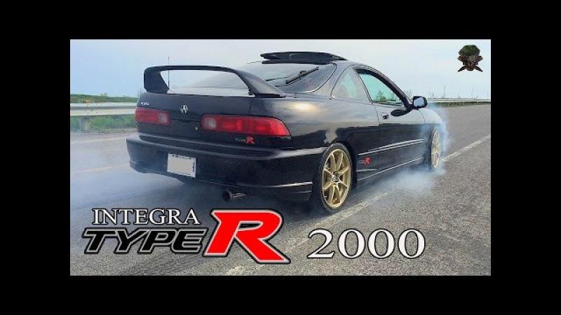 Honda Integra Type R Spec 2000 | ITR Street Drag Racing Time Attack
