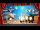 StarFalls Animated Tribute to Star Wars