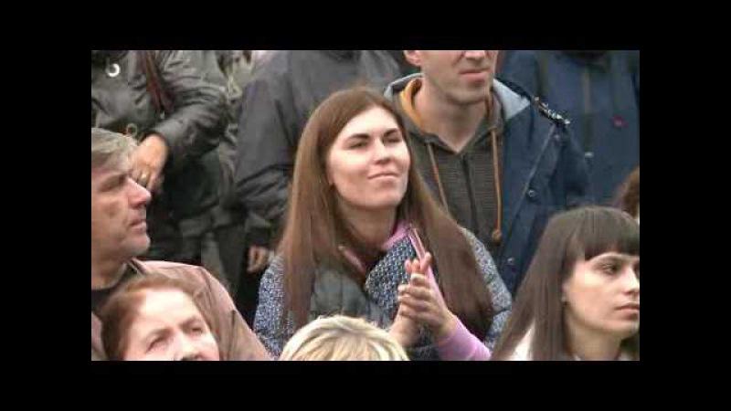 160925 Новости праздник сеньор потолок HD