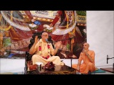 Niranjana Swami SB 7.14.29 at Baltic festival, Lithuania 8-Aug-2016