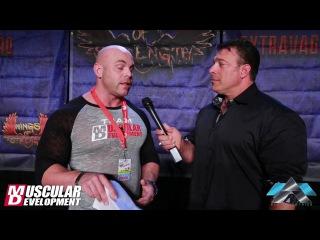 Saturday's Prejudging Wrap-up - IFBB Chicago Pro 2016