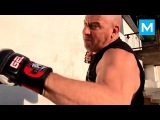 Vin Diesel Training for xXx  Muscle Madness