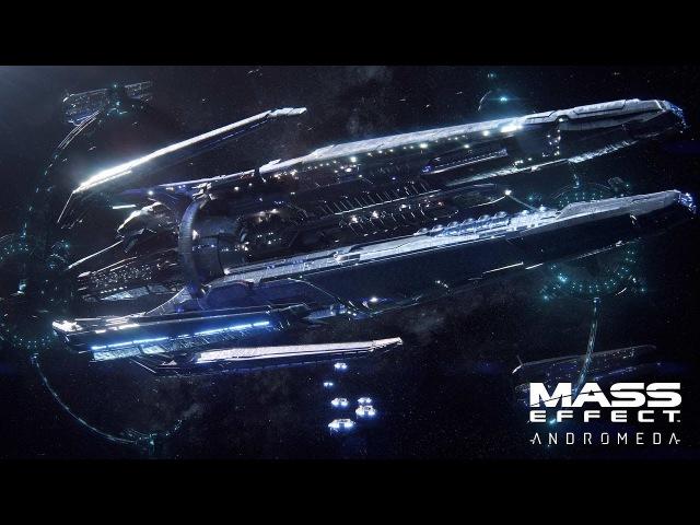 Первопроходец Андромеды - Прохождение Mass Effect: Andromeda 1