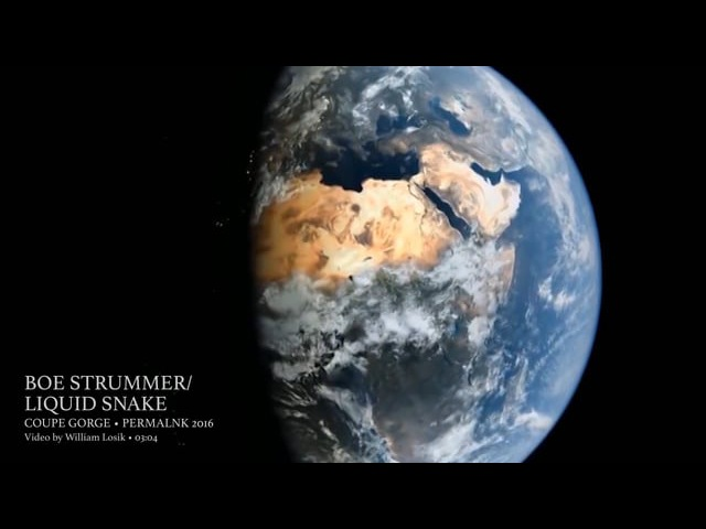 Boe Strummer - Liquid Snake