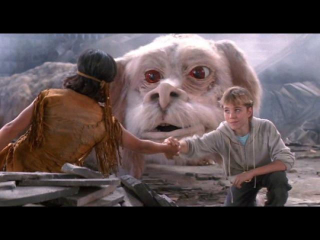 «Бесконечная история 2: Новая глава» (1990): Трейлер / www.kinopoisk.ru/film/32478/