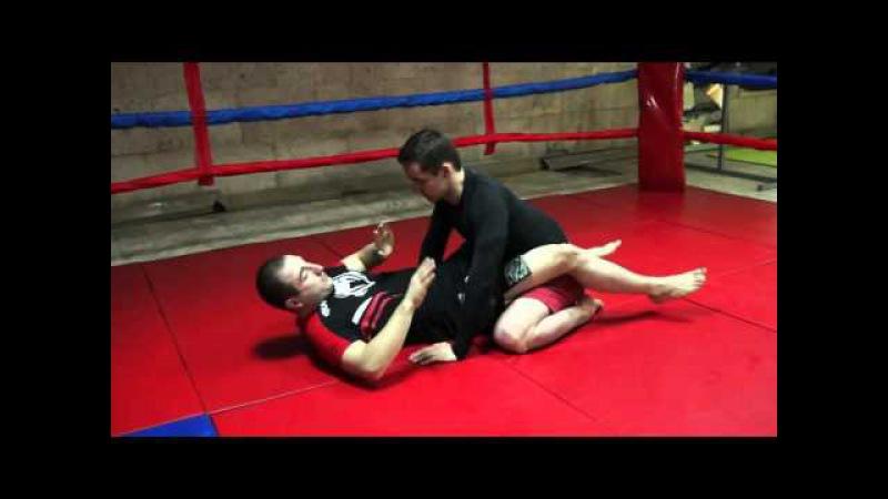 Lesson 3 bjj kimura by Climent club Kashaev team