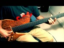 PEACE PRAYER solo piece for piccolo fretless bass on a JCR custom bass by Jesus Rico