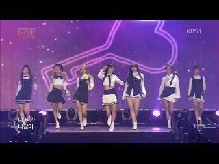 160925 2018 평창 동계올림픽 성공기원 K-POP 페스티벌 우주소녀 비밀이야 ((WJSN (Cosmic Girls) Secret) 우51452