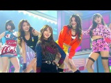 Sunny Girls - Taxi (Inkigayo 27.11.2016)