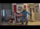 Когда отец танцует лучше дочери