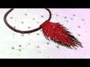Турецкий жгут с двусторонним кулоном 2. Кулон/Turkish harness with double-sided pendant 2