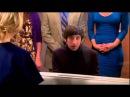 Теория Большого Взрыва Говард поёт песню для Бернадетт