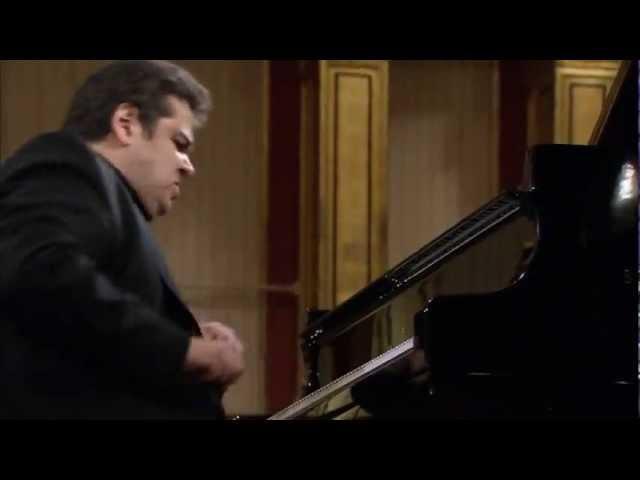Liszt Après une lecture du Dante Fantasia quasi sonata (Dante Sonata)