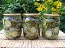 Салат из огурцов Нежинский на зиму / Очень, очень вкусный / Пошаговый рецепт