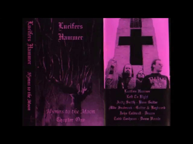 LUCIFER'S HAMMER Hymns To The Moon FULL DEMO 1995