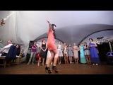Каблучками тук-тук-тук  Артур Текеев. Танцы девушек на свадьбе.