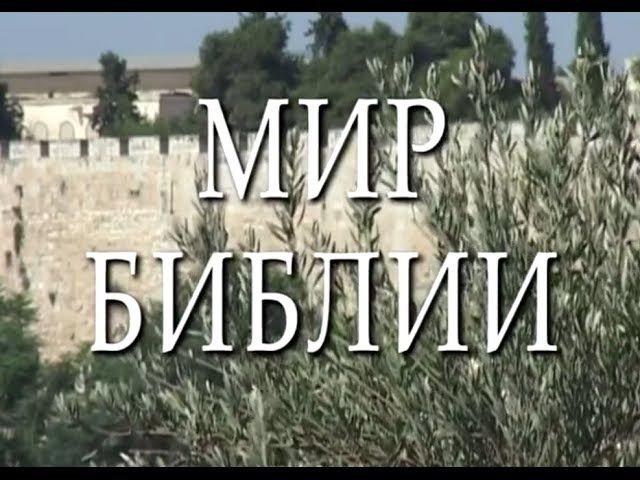 Мир Библии 02 От Авраама до Иисуса Навина