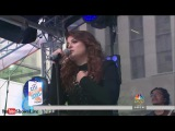 Meghan Trainor - Like I'm Gonna Lose You  LIVE Today Show 2016 June 21