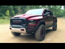 Ram Rebel TRX Concept Running Footage