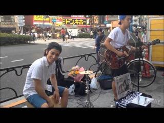 ROOKiEZ is PUNK'D Street Live in Ikebukuro - コンプリケイション(アコースティック)
