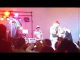KRS-ONE battles fan on stage...disses L.L. Cool J