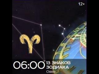 13 Знаков зодиака с Василисой Володиной 1 выпуск Овен