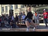 Участница кастинга ТАНЦЫ на ТНТ в Красноярске Полина Дубкова, 18 лет, г. Новосибирск
