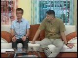 Мандрівник Сергій Філіппов на шоу Ранкова Кава розповідає про подорож автостопом до Карелії