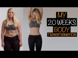 Beach Body Transformation - Only 20 weeks Freeletics Running