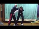 Вин Чун кунг-фу: урок 7 (Давящий блок)