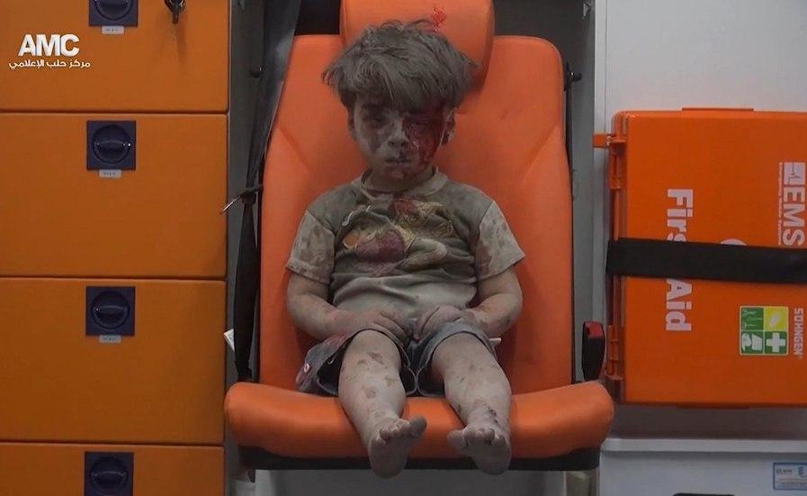 Сирийский мальчик: новый повод для шумихи в прессе