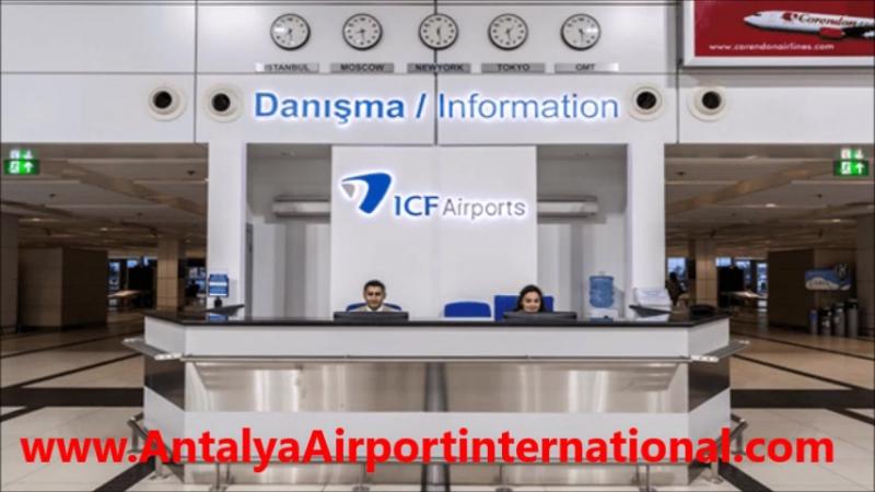Antalya Havaalanı   AntalyaAirportinternational.com