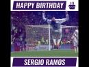 Sergio Ramos cumple 31 años!