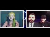 Вечерний Ургант и Егор Крид в ЧАТ РУЛЕТКЕ