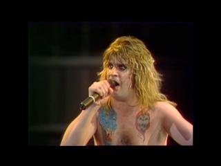 Ozzy Osbourne - Crazy Train (Speak Of The Devil) Full HD