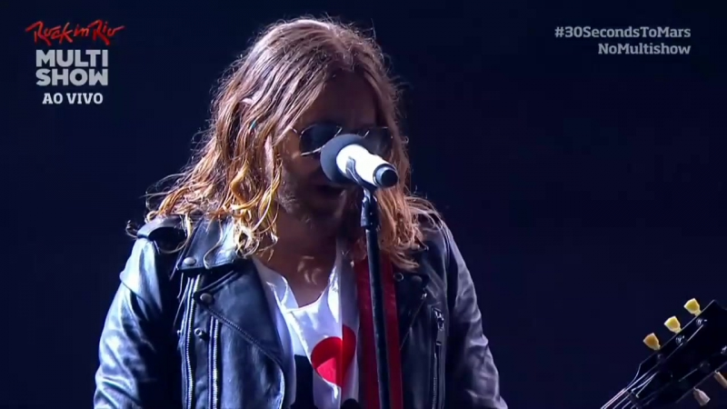 30 Seconds To Mars - Rock In Rio 2013