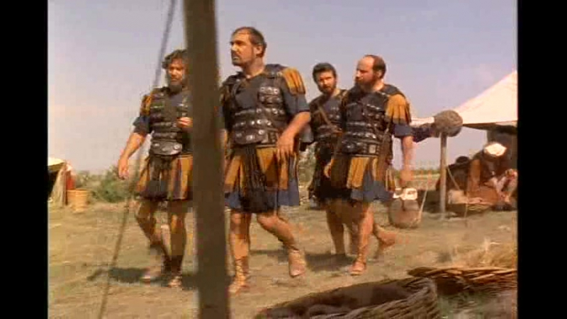 Древние секреты Библии. 5. Стены Иерихона. Что их разрушило?