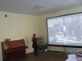 Даша Снеговская на городском конкурсе читает Варварство Муса Джалиль