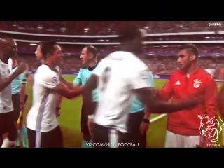 Шикарный камбек Бешикташа в матче с Бенфикой | DROBIN | vk.com/nice_football